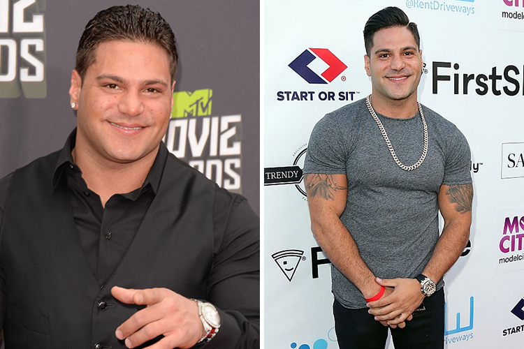 Amazing Celebrity Weight Loss Transformations Page 14 Of